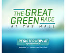 The Great Green Race - the first green corporate treasure hunt in Abu Dhabi
