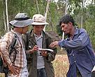 WWF works with local villagers on solutions for human-elephant conflicts.