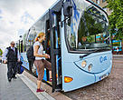 The bus system of Lahti was completely renewed in 2014