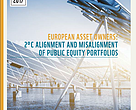 European Asset Owners: 2°C alignment of public equity portfolios