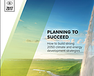 Cover of the 'Planning to Succeed report from WWF MaxiMiseR, June 2017