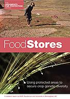 Food Stores report cover page