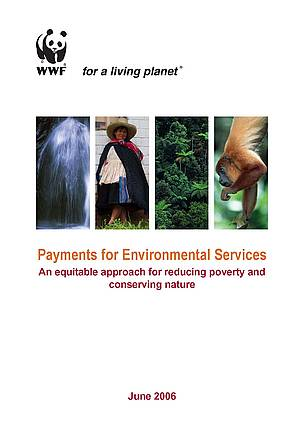 Cover of WWF PES report, June 2006