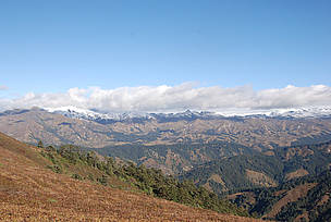 Toorsa Strict Nature Reserve  	© WWF Bhutan