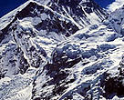 Mount Everest (8848 meters), Nepal.