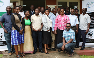 Combating Climate Change: South Albertine CSOs trained, commit to protect Rwenzori