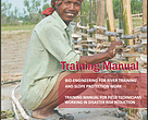 TRAINING MANUAL FOR FIELD TECHNICIANS WORKING IN DISASTER RISK REDUCTION