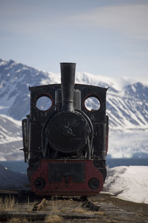 Norwegian train / Tren noruego