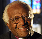 Archbishop Desmond Tutu  	© Earth Hour