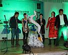 The campaign followed with cultural performances.