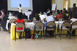 UNAAC trains members on taxation