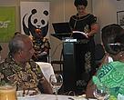 Vanuatu PM all ears as Kesa presents