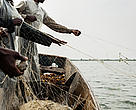 About 27,000 fishermen make their living in Virunga's Lake Edward, which is ground zero for Soco's oil exploration.