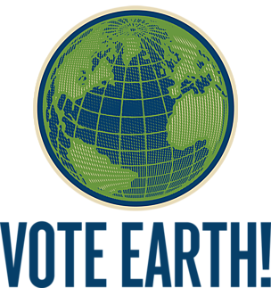 Vote Earth and add your voice to this global mandate on climate change!