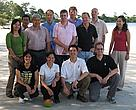 The Wetlands Alliance Programme team in Sihanoukville, Cambodia.