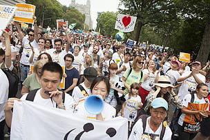 people climate march