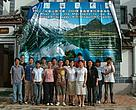 The Chinese wetland ambassadors 2004!