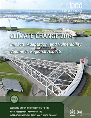 Climate Change 2014: Impacts, Adaptation and Vulnerability volume 2  	© David J. Wilson
