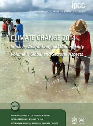 Climate Change 2014: Impacts, Adaptation and Vulnerability volume 1  	© David J. Wilson