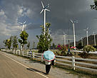 A wind farm in Thailand - is the EU falling behind on renewables?