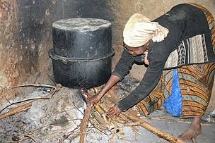 Majority of Ugandans rely on firewood for their cooking needs