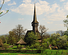 The area's wooden churches are included in the UNESCO World Heritage List