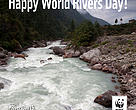 Happy World Rivers Day 15