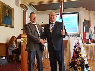 Czech presidency of the Carpathian Convention hands over the Presidency to Hungary, 2017