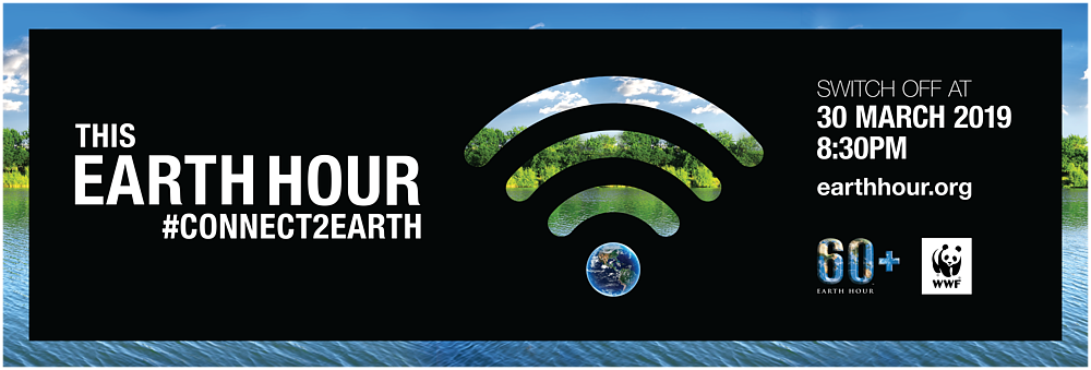Image result for earth hour 2019
