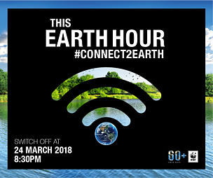 Connect to Earth sign
