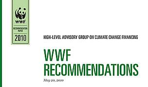 WWF Recommendations to the Advisory Group on Climate Finance