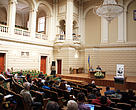 Forum Carpaticum 2014 was hosted by the Ivan Franko National University of Lviv, Ukraine