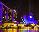 Singapore the home of Earth Hour and Spider-Man in 2014
