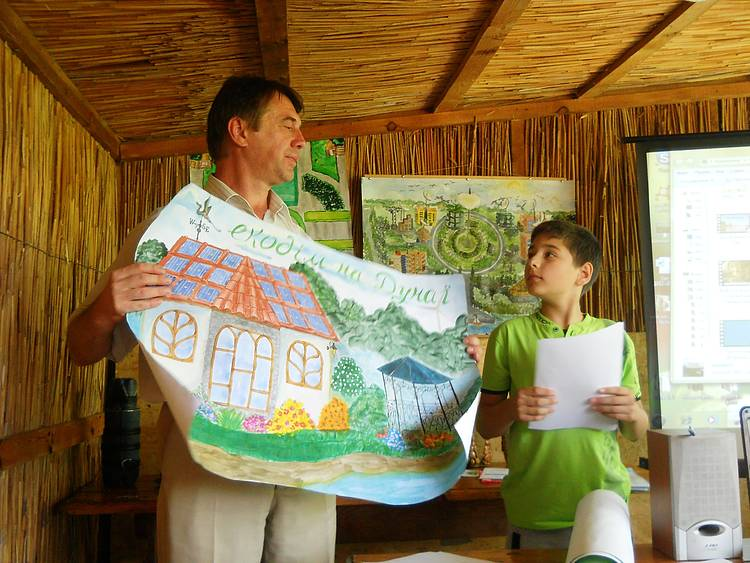 Environmental education volunteers_WWF Bolivia
