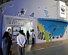 WWF pavilion at Shanghai World Expo 2010.