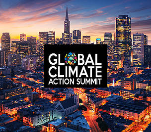 The Global Climate Action Summit took place in San Francisco 12-14 September 2018.