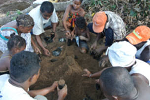 Volunteer opportunity in Madagascar's Northern Mozambique Channel with WWF Volunteer Internship Programme EXPLORE!