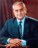 Portrait of Syed Babar Ali