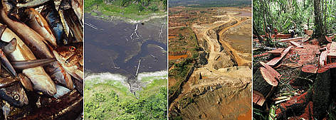 Overexploitation Of Natural Resources In India