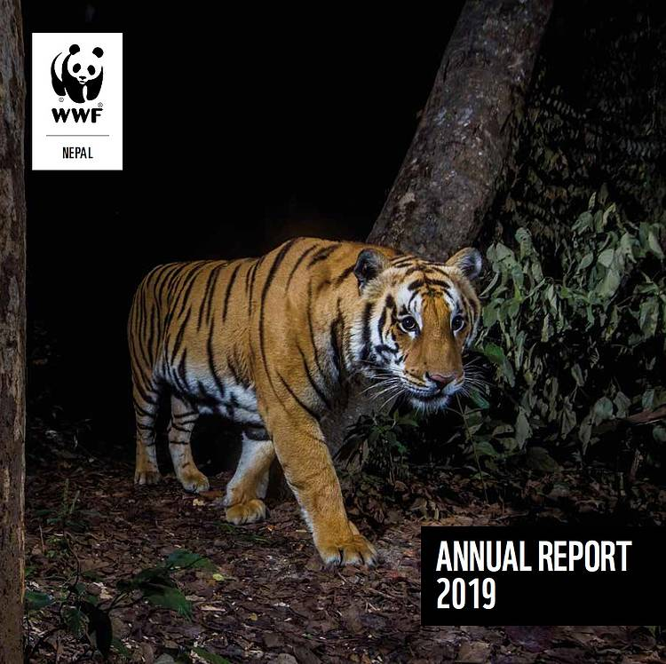 WWF Nepal Annual Report 2019