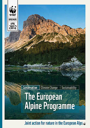 The European Alpine Programme: Joint Action for Nature in the European Alps