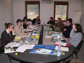 7th meeting of the CEPF Projects Coordination Team in the Caucasus