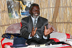 Community attitudes towards wildlife conservation have changed since the establishment of conservancies in my region. As my people see that benefits are going directly to the community, they know it is in their interest to look after wildlife – Chief Joseph Tembwe Mayuni, Chief of the Mafwe tribe, Mayuni Conservancy, East Caprivi, Namibia.