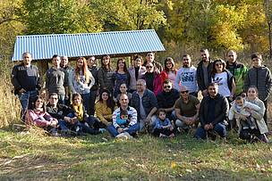 Joint Event of WWF-Armenia and HSBC Bank Armenia | WWF