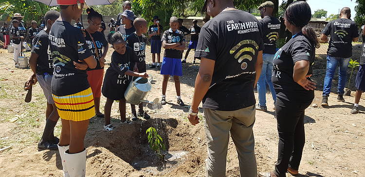 Earth Hour 2019 inspires Zimbabweans to plant and nurture trees