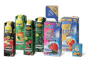 FSC labelled beverage cartons surge in Germany   WWF