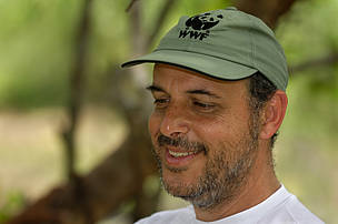 Claudio Maretti, WWF Living Amazon Initiative leader