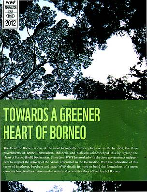 Towards a Greener Economy in the Heart of Borneo