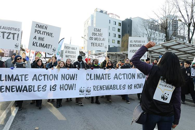 UN climate talks: progress and a call to strengthen national climate pledges