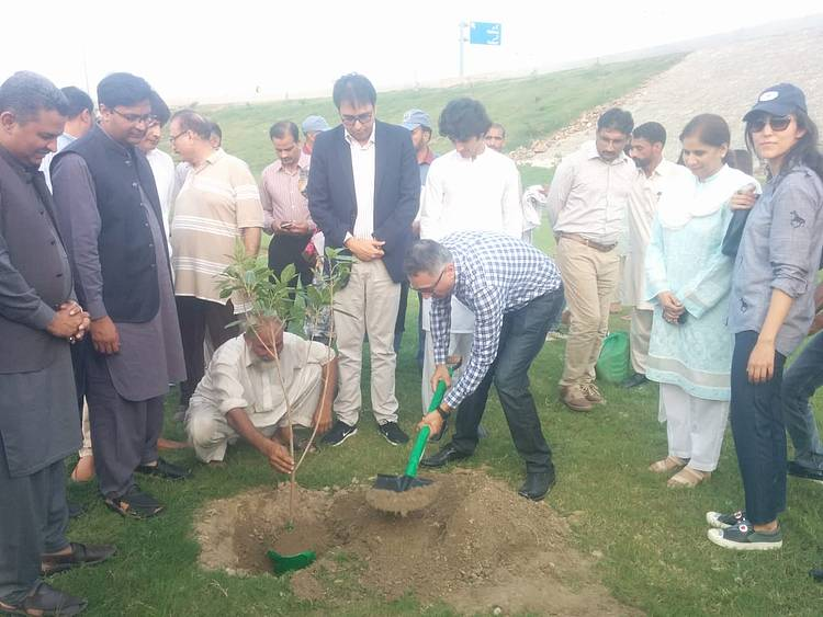 WWF-Pakistan initiates large scale tree plantation drive for a greener Lahore
